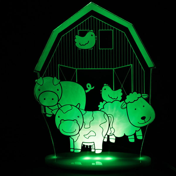 Dream Light – Farmyard - Rourke & Henry Kids Boutique