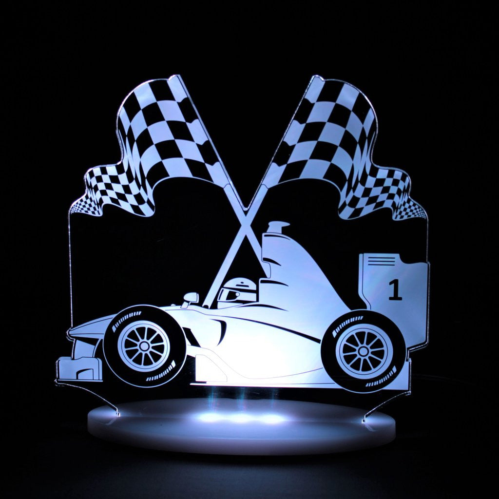 Dream Light – Race Car - Rourke & Henry Kids Boutique