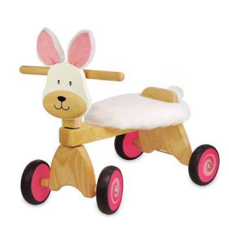Wooden Rabbit Trike - Rourke & Henry Kids Boutique