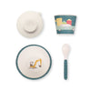 Love Mae - Bamboo Dinnerware 3 piece set Cars