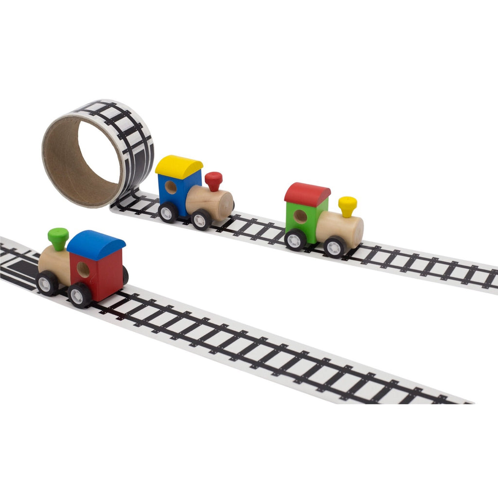 Road Tape - Train - Rourke & Henry Kids Boutique