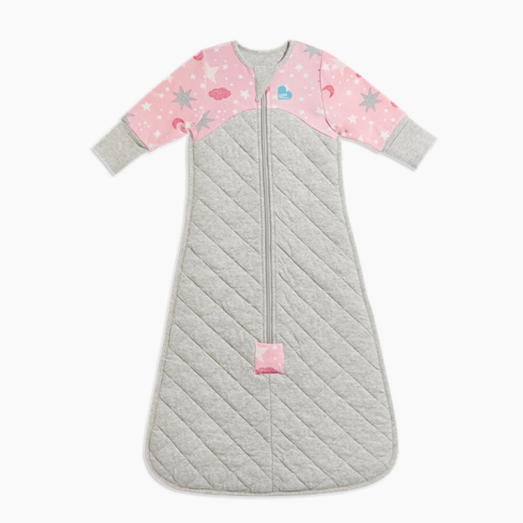 Love To Dream Sleep Bag - Winter Warm Pink - Rourke & Henry Kids Boutique