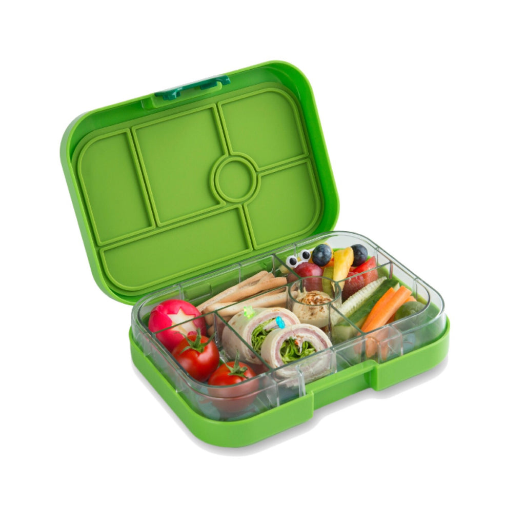 YUMBOX Original 6 compartment - Avocado Green