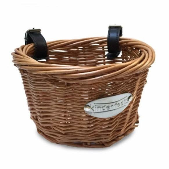 Kinderfeets - Wicker Basket - Rourke & Henry Kids Boutique