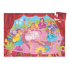 Djeco - 36 piece Ballerina Silhouette Puzzle - Rourke & Henry Kids Boutique
