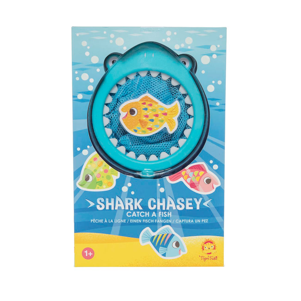 TIGER TRIBE Bath Stories - Shark Chasey - Rourke & Henry Kids Boutique