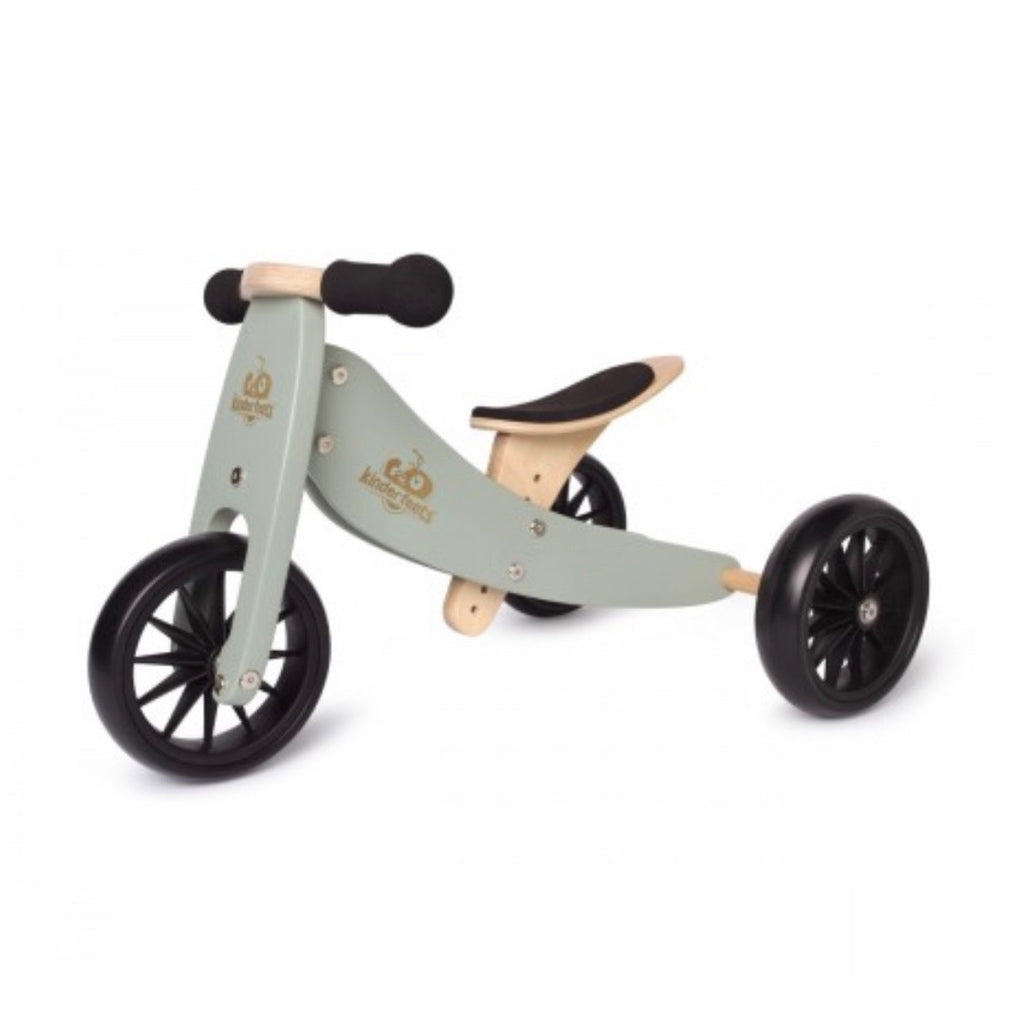 Kinderfeets - Trike & Bike Combo NEW Sage