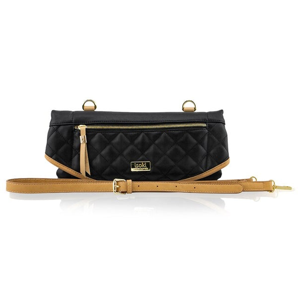 Adelaide Change Mat Purse - Two Tone - Rourke & Henry Kids Boutique