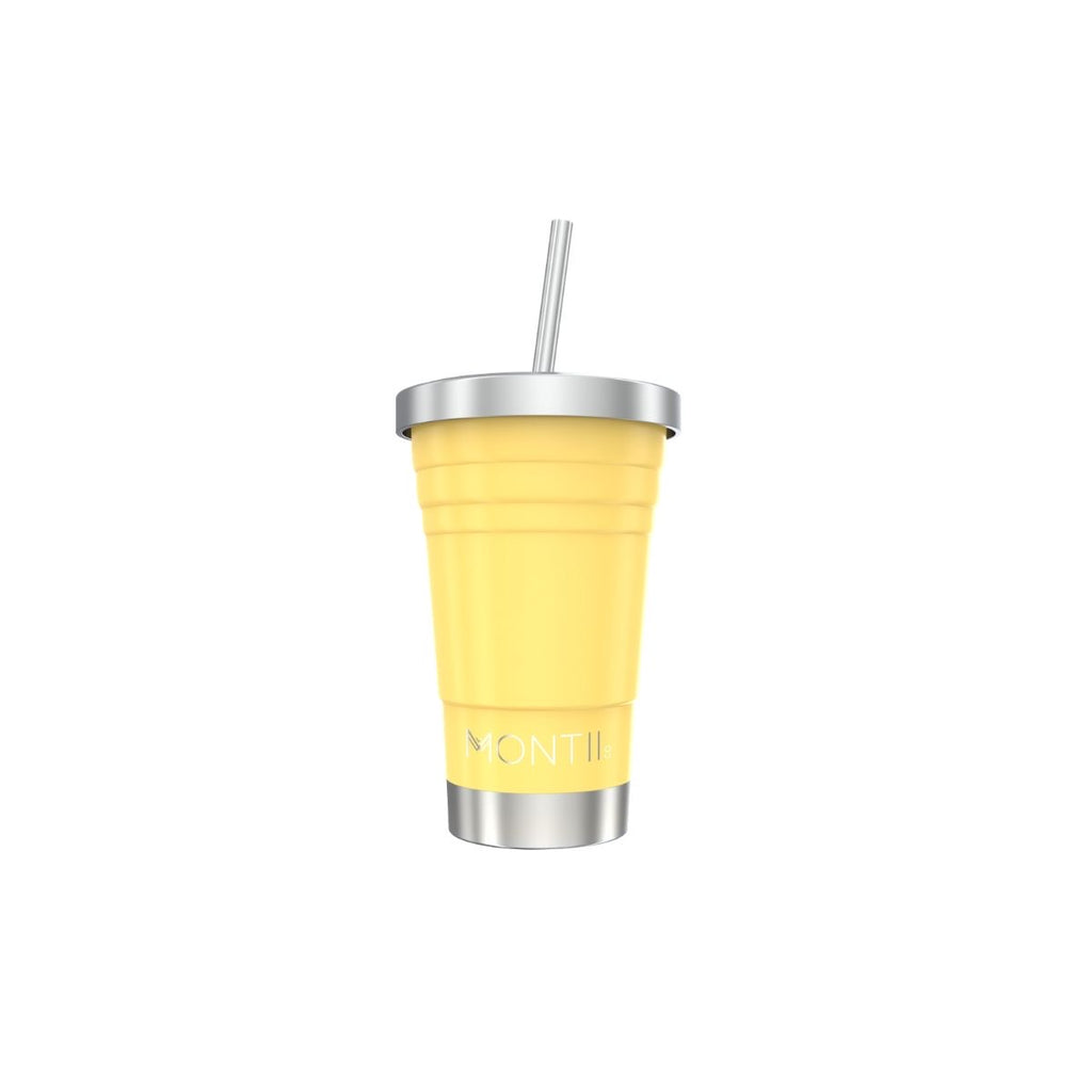 MontiiCo Insulated Smoothie Cup Mini - 275ml Honeysuckle