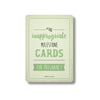 Inappropriate Milestone Cards - Pregnancy - Rourke & Henry Kids Boutique
