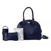 Isoki Nappy Bag Madam Polly - Esperance Navy - Rourke & Henry Kids Boutique