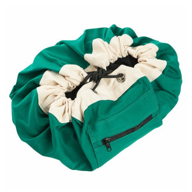 PLAY POUCH - Mini Pouch Emerald City Green - Rourke & Henry Kids Boutique