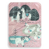 Playmat - Llama, Unicorn and Swan - Rourke & Henry Kids Boutique