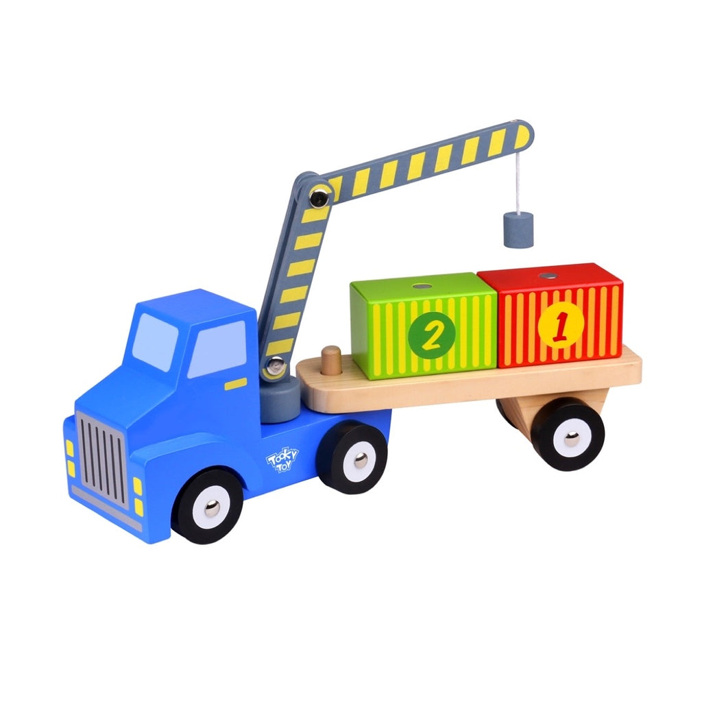 Wooden Container Loader
