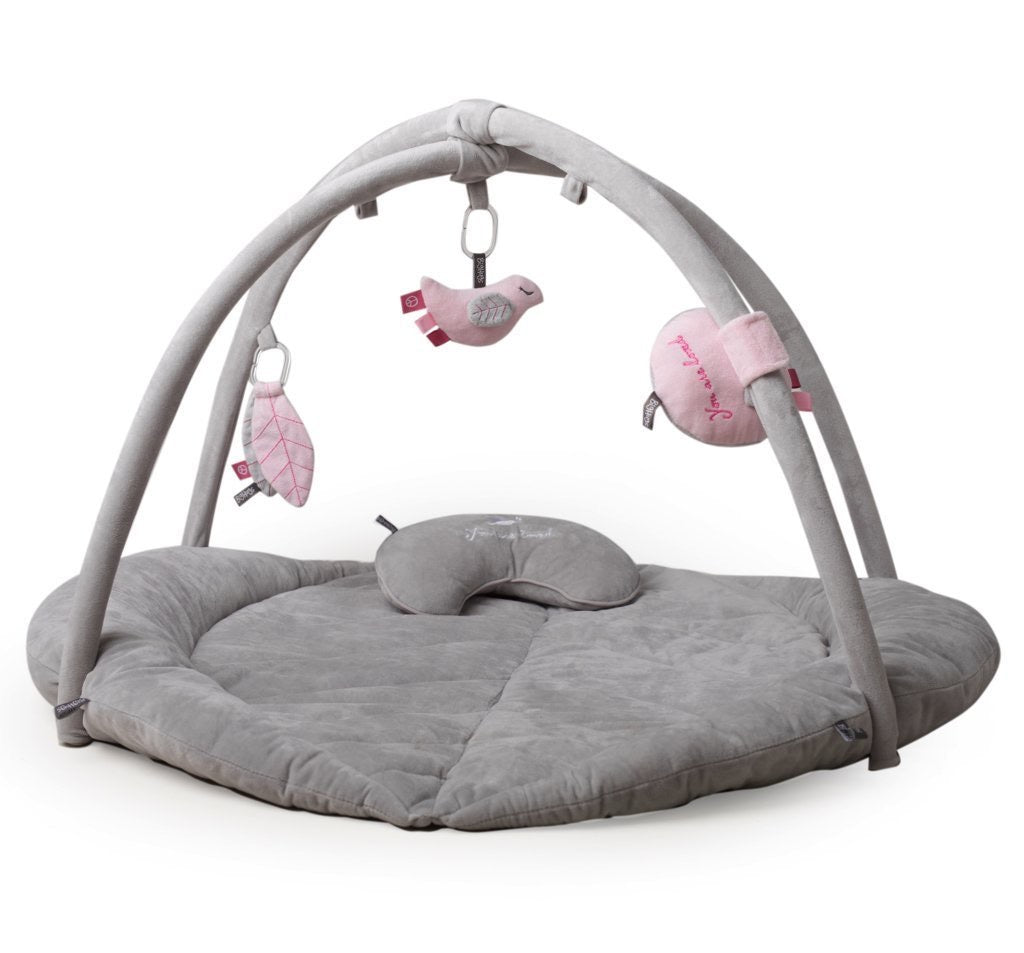 Play Gym - Woodlands Pink - Rourke & Henry Kids Boutique