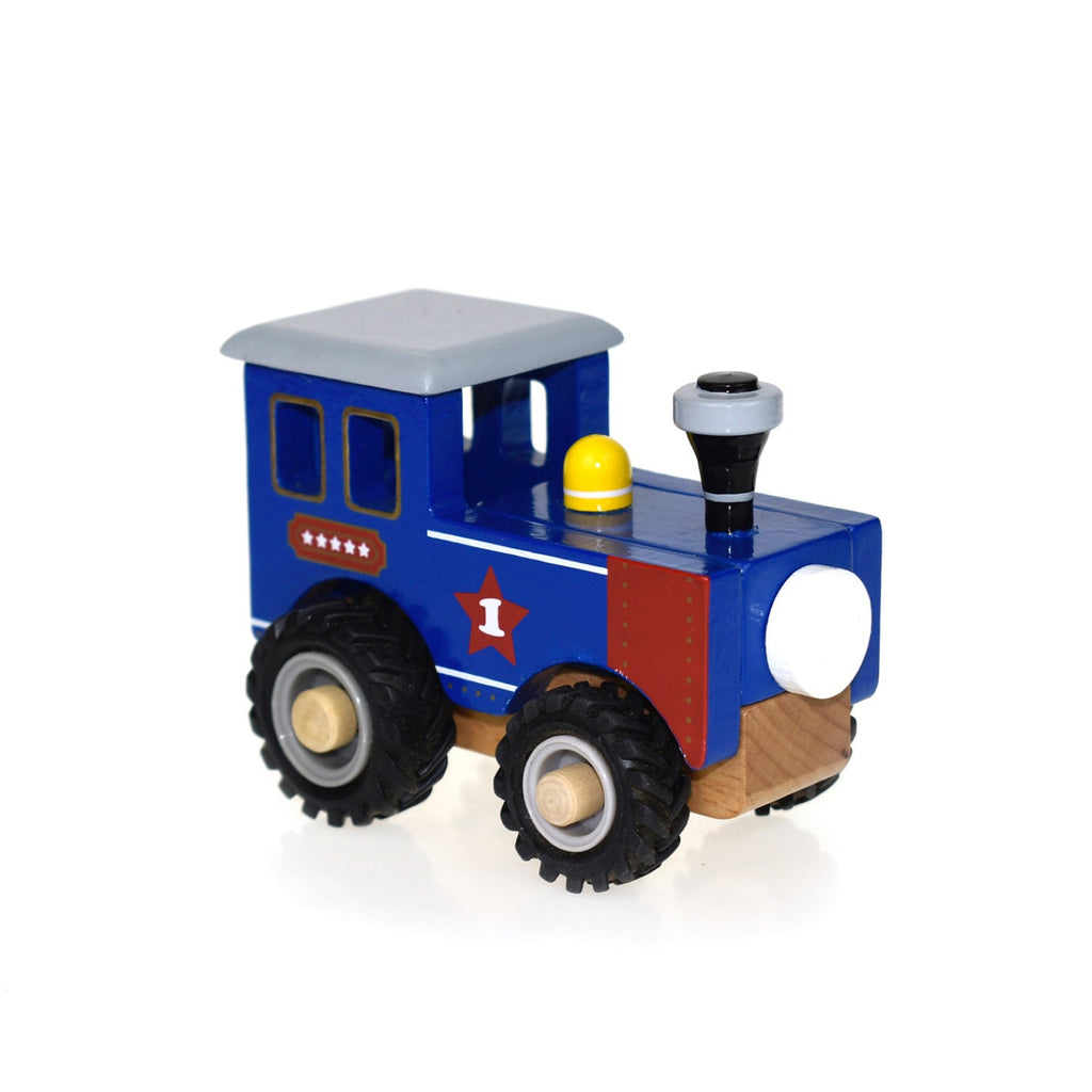 Wooden Vehicle - Train - Rourke & Henry Kids Boutique