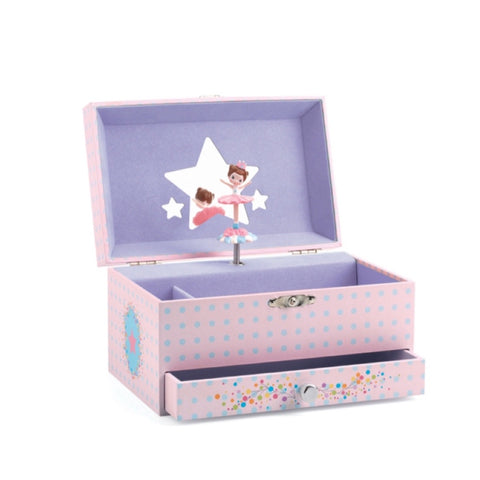 Jewellery Box - Ballerinas Tune