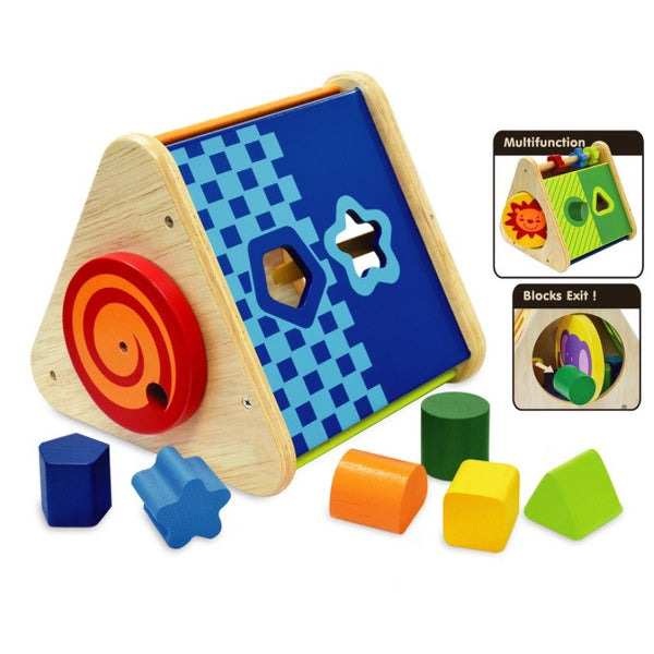 Activity Triangle - Rourke & Henry Kids Boutique