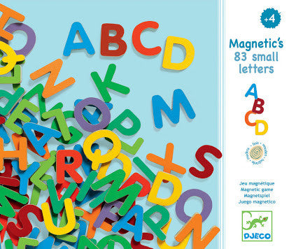Djeco - Magnetic Alphabet Upper Case - Rourke & Henry Kids Boutique