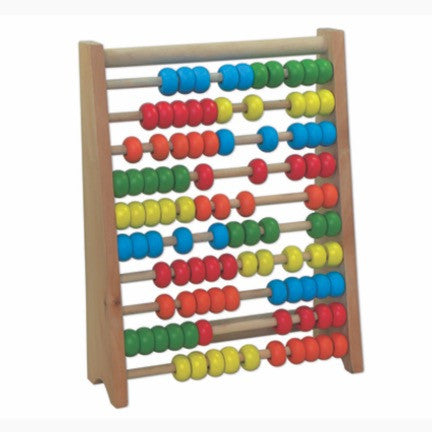 Wooden Abacus - Rourke & Henry Kids Boutique