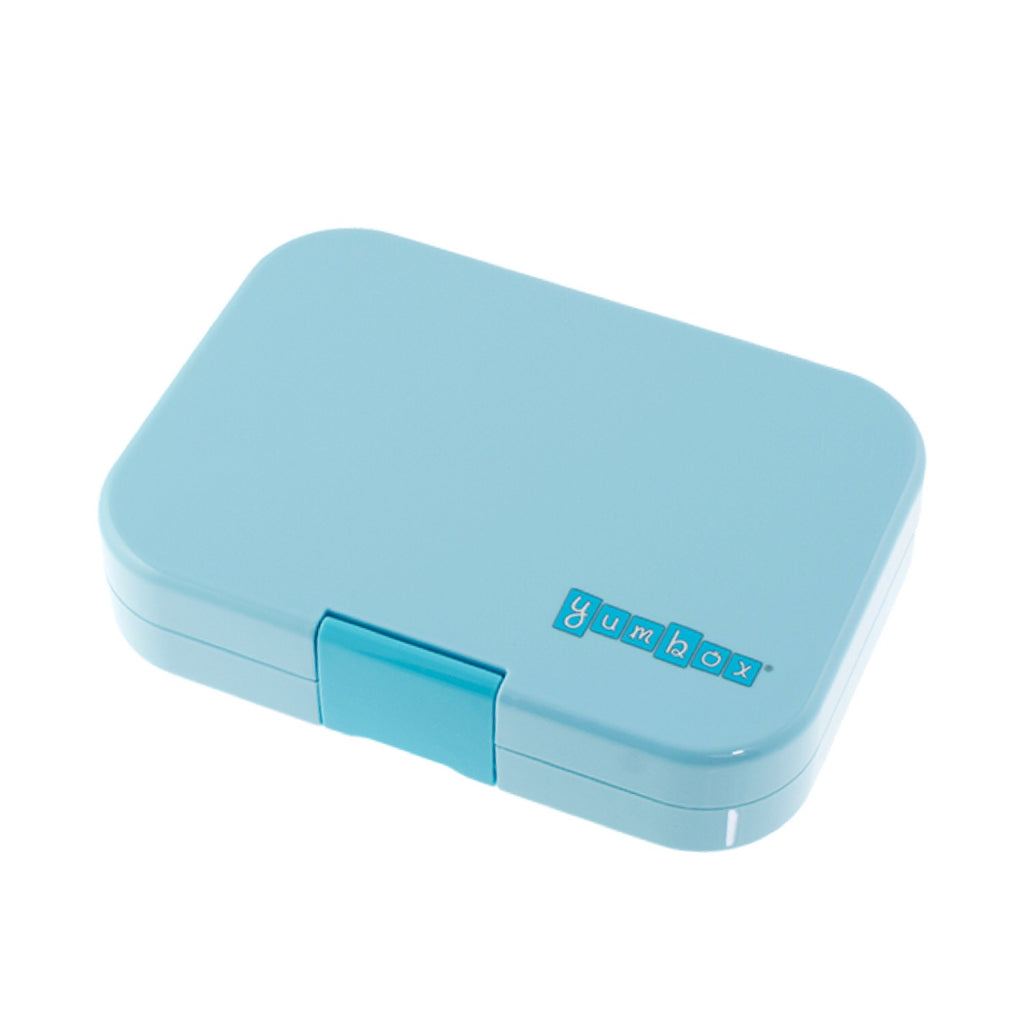 YUMBOX Panino 4 compartment - Liberty Blue - Rourke & Henry Kids Boutique