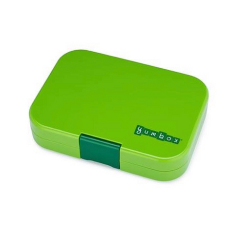 YUMBOX Original 6 compartment - Congo Green