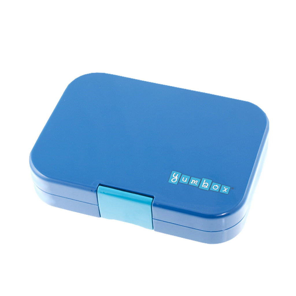 YUMBOX Panino 4 compartment - Empire Blue - Rourke & Henry Kids Boutique