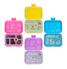YUMBOX Original 6 compartment - Lila Purple