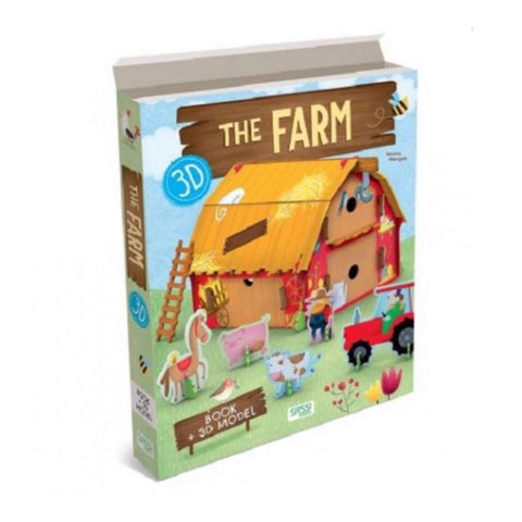 Book & 3D Model  - The Farm