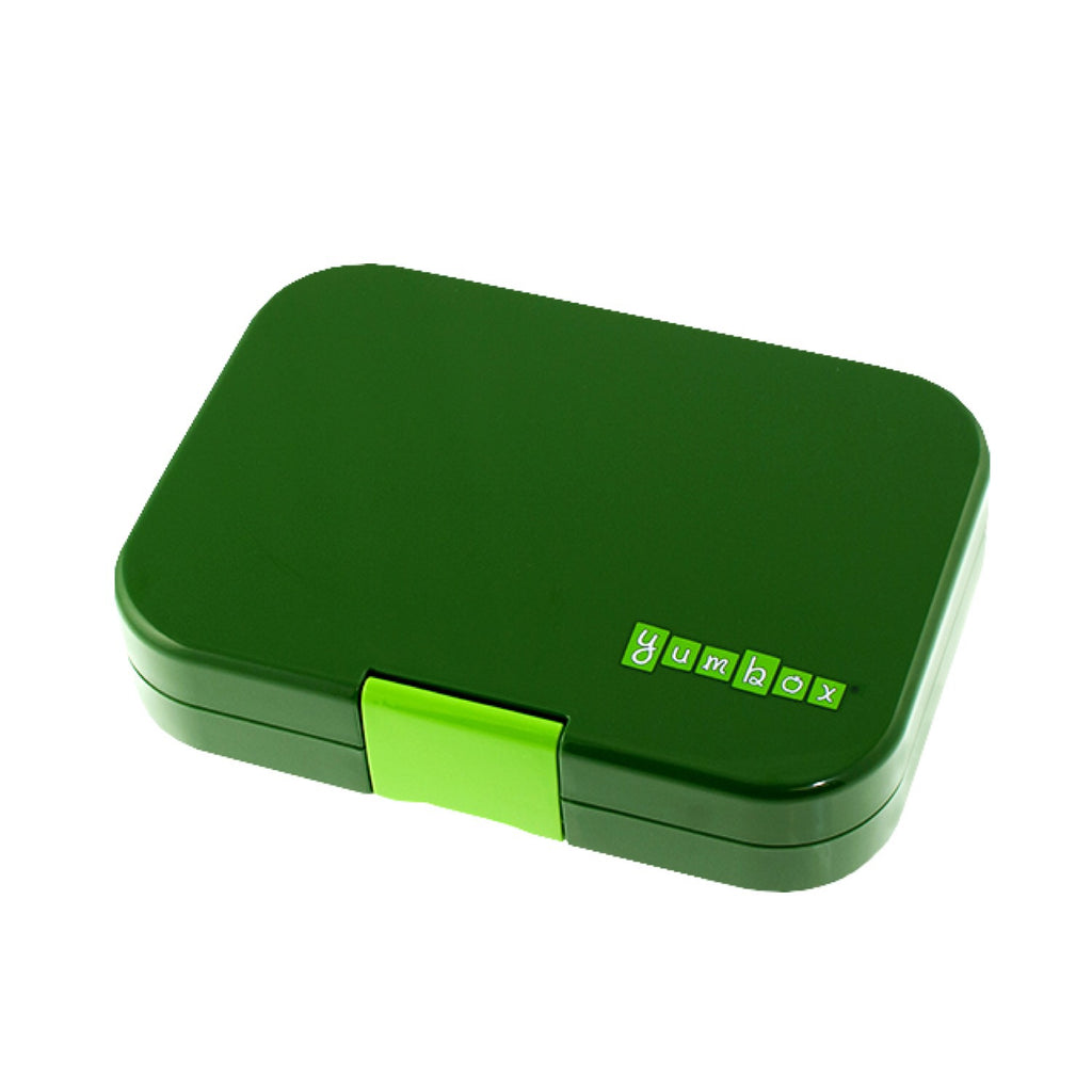 YUMBOX Original 6 compartment - Brooklyn Green