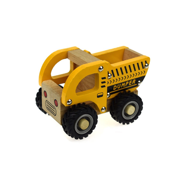 Wooden Vehicle - Dump Truck - Rourke & Henry Kids Boutique