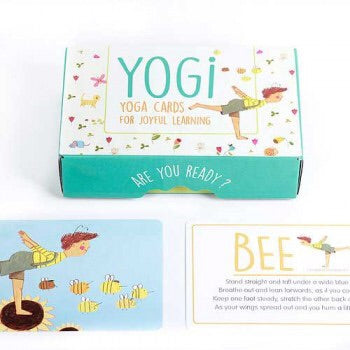 Yogi - Yoga Cards for Joyful Learning Kit - Rourke & Henry Kids Boutique