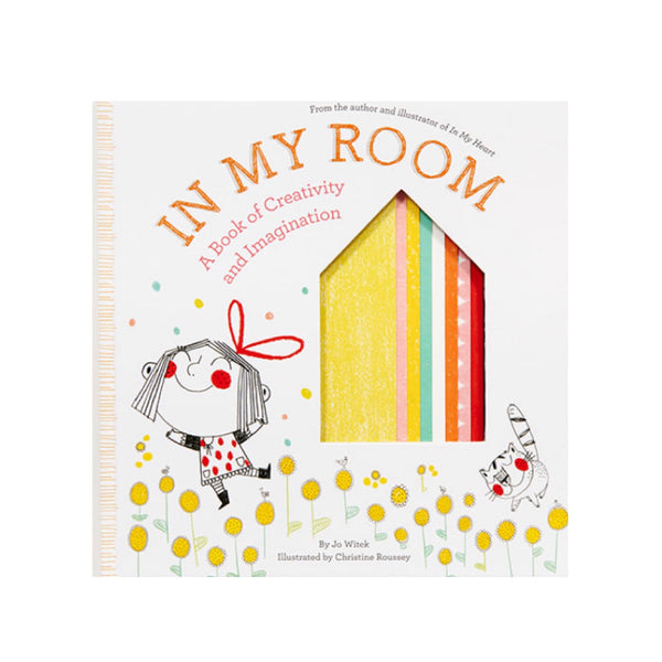 In My Room - A Book of Creativity - Rourke & Henry Kids Boutique