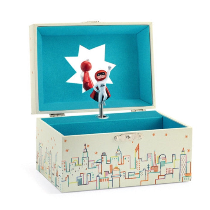 Mister Moon Music Box - Rourke & Henry Kids Boutique