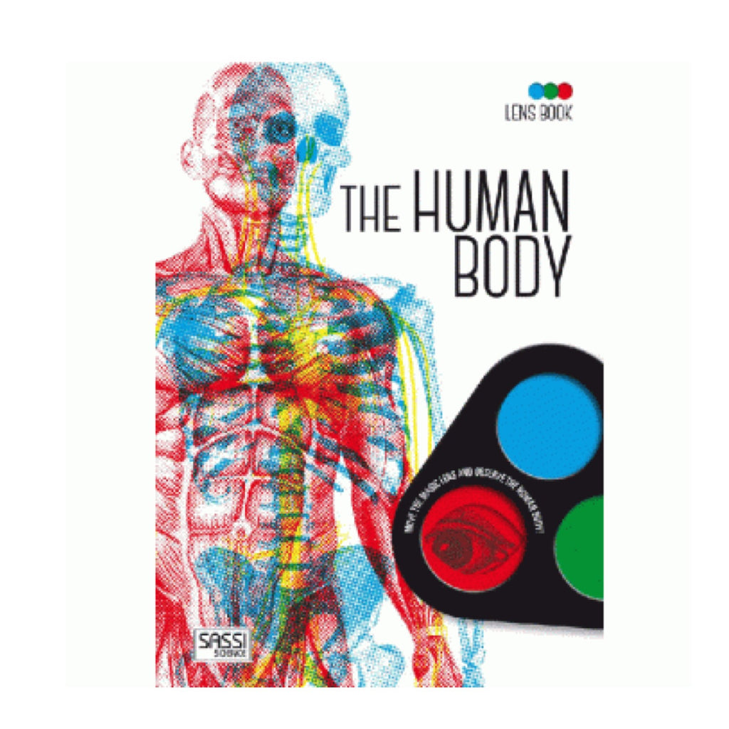 Lens Book - The Human Body - Rourke & Henry Kids Boutique