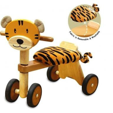 Wooden Tiger Trike - Rourke & Henry Kids Boutique