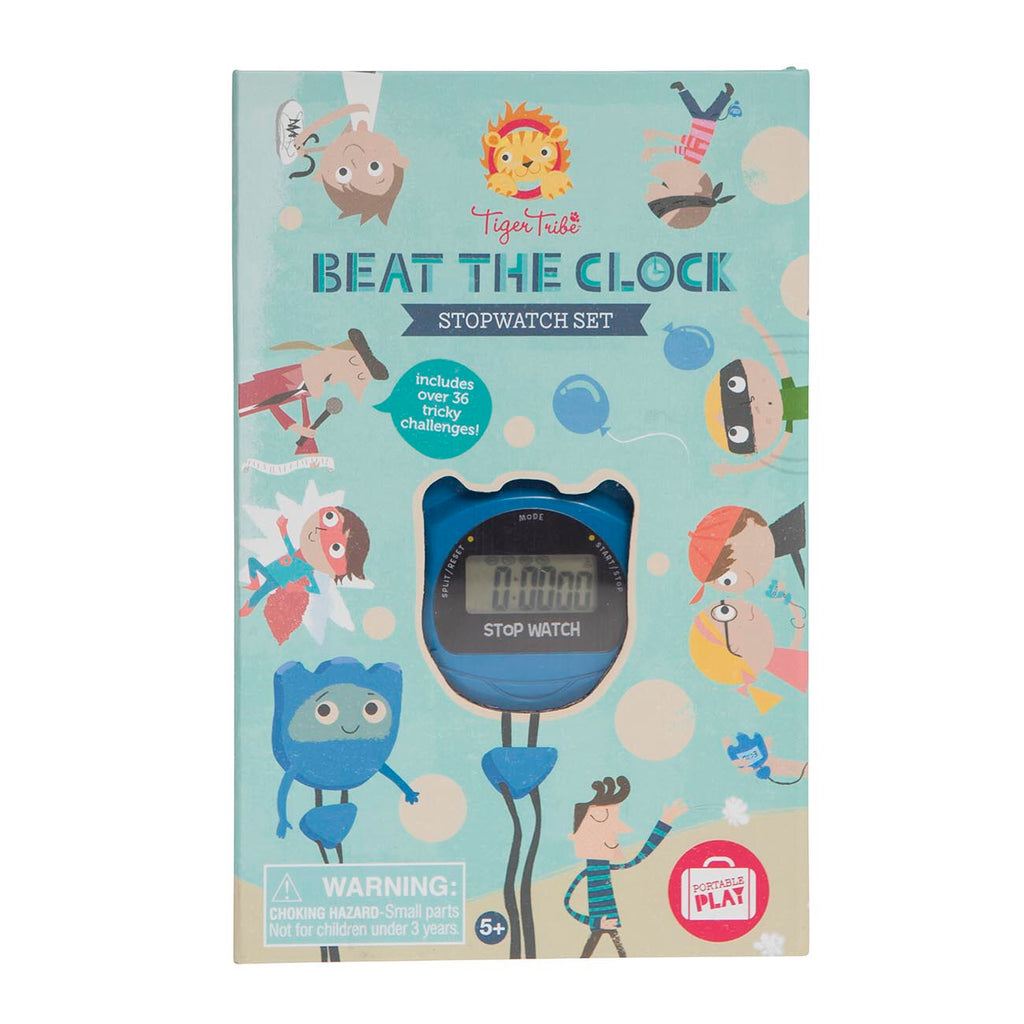 TIGER TRIBE Beat the Clock - Stopwatch Set - Rourke & Henry Kids Boutique