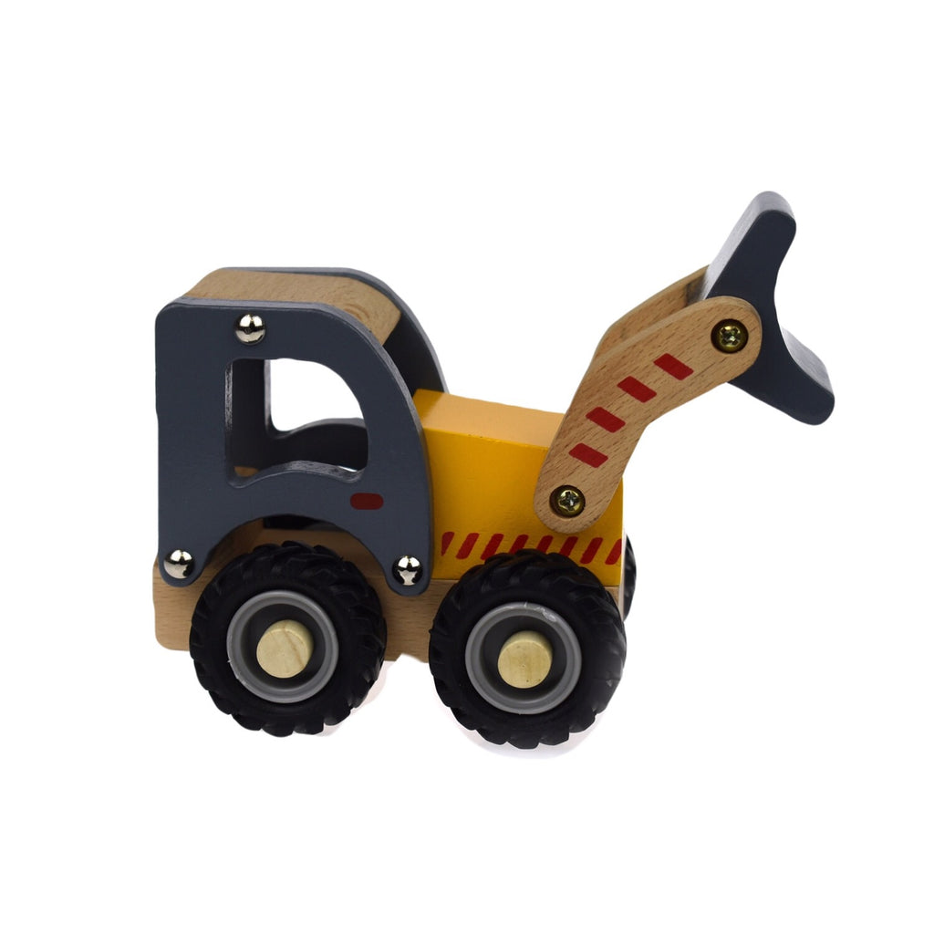 Wooden Vehicle - Bobcat - Rourke & Henry Kids Boutique