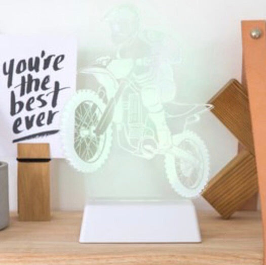 Dream Light – Motorbike - Rourke & Henry Kids Boutique