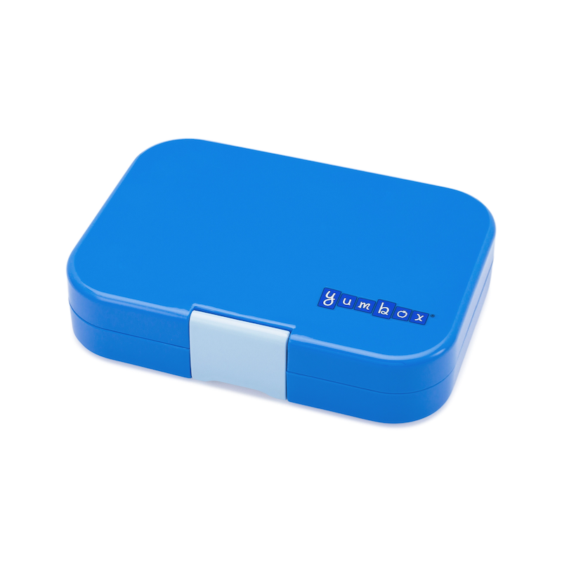 YUMBOX Panino 4 compartment - Jodphur Blue - Rourke & Henry Kids Boutique