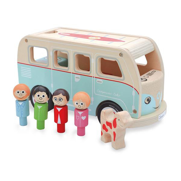 Indigo Jamm - Colin the Campervan - Rourke & Henry Kids Boutique