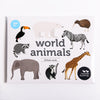 Two Little Ducklings Flash Cards - World Animals - Rourke & Henry Kids Boutique