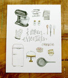 Kitchen Essentials - Neutral