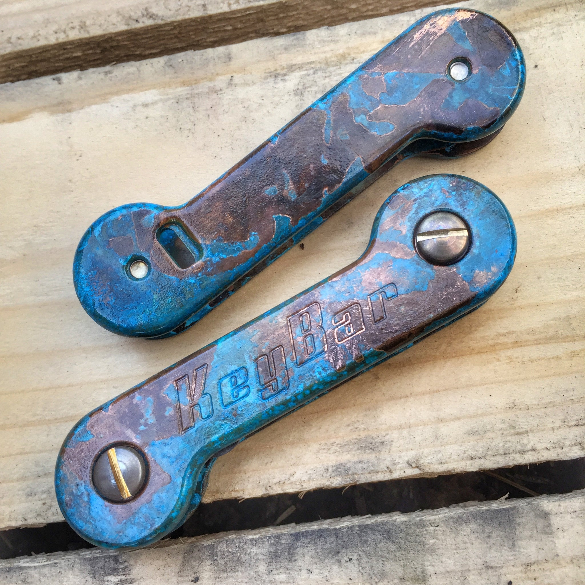 Custom Keybars - Limited Edition Cerakote/Patina's Etc.