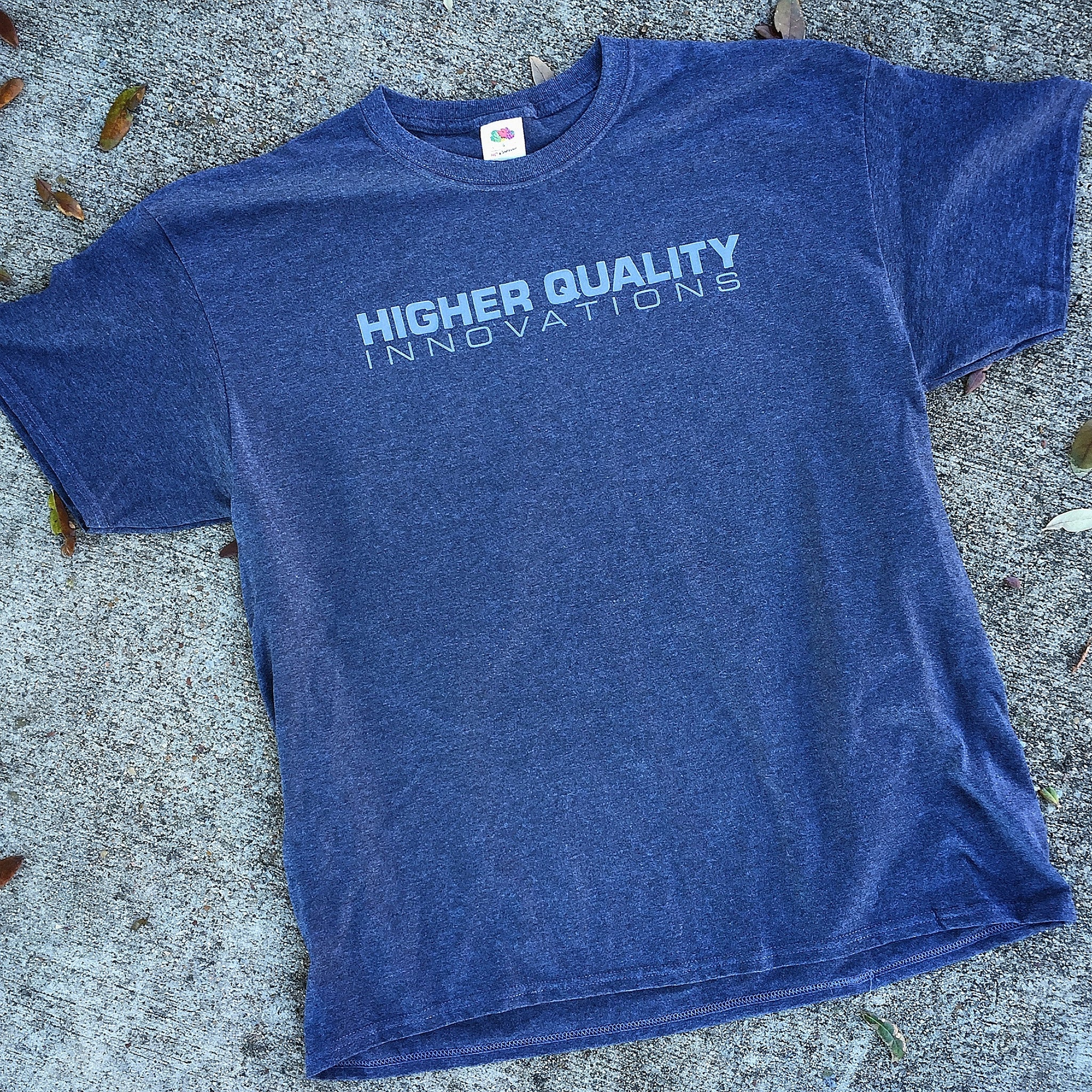 Higher Quality T-Shirt (Dark Grey)