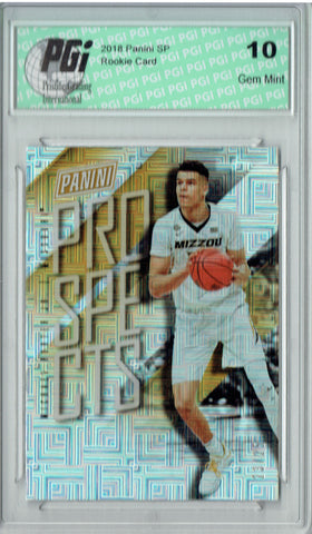 Michael Porter 2018 Panini #P16 Squares Only 25 Made Rookie Card PGI 10