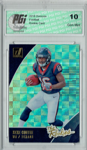 Nfl Football Tagged Teamhouston Texans Rookie Cards