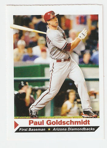 24) Paul Goldschmidt 2013 Sports Illustrated for Kids #288 Rare Card NM-Mt SI