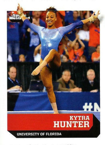 24) Kytra Hunter  2015 Sports Illustrated for Kids #427 Rookie Card NM-Mt SI