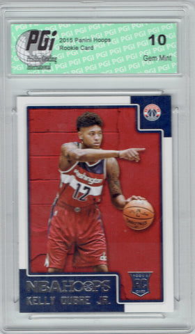 Kelly Oubre Jr. 2015 Panini Hoops #279 Rookie Card PGI 10 Wizards